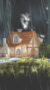 3D Forest House Full LWP v1.2.1