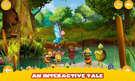 Maya the Bee: Play and Learn apkmr screenshots 8