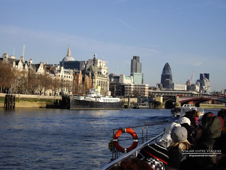 Lugares obrigatórios a visitar em Londres | Reino Unido