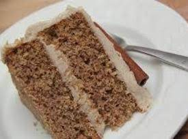 Snickerdoodle Cake W/ Cinnamon Cream Chs Frosting