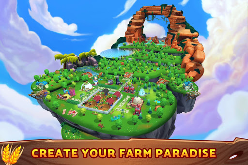 Harveston - Island in the Sky: The Farm Simulator screenshots 5