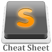 SublimeText Cheat Sheet