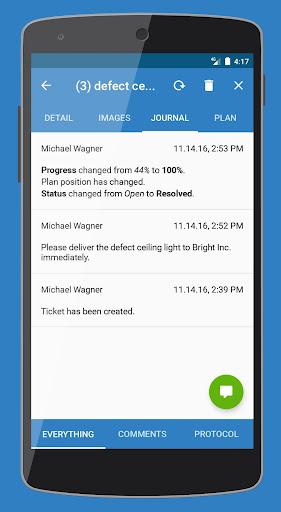 PlanRadar construction app screenshot 4