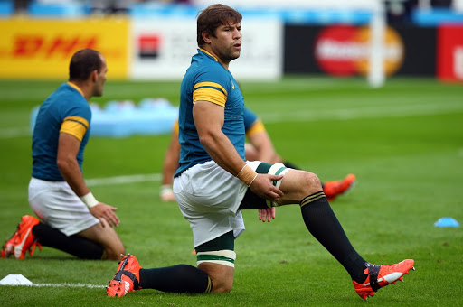 Springbok flank Willem Alberts medical clearance becomes increasingly urgent