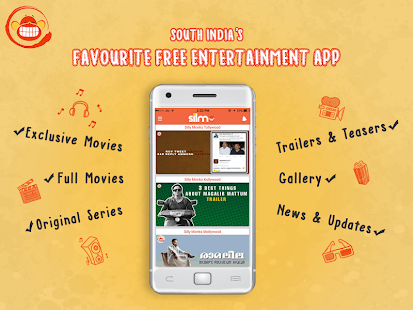 Silmo - Free Entertainment App- screenshot thumbnail