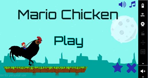 Sario Chicken Ninja