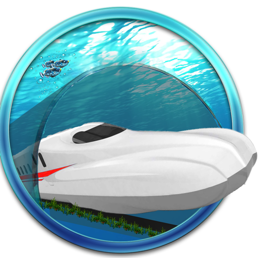 Underwater City Railway Train Driving Simulator 3D (game)