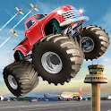 Monster Truck XT Airport Derby icon