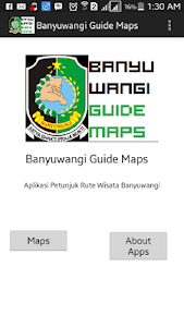 Banyuwangi Guide Maps screenshot 0