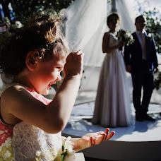 Wedding photographer Andrey Pareto (pareto). Photo of 19.09.2018