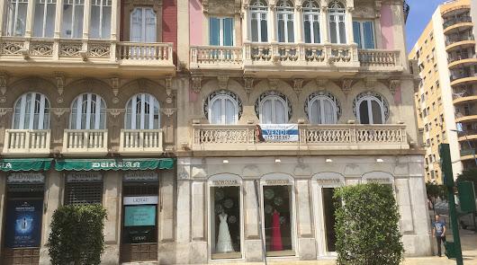 Sale a la venta una vivienda en el palacete de Puerta Purchena