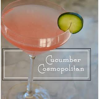 Cucumber Cosmopolitan.