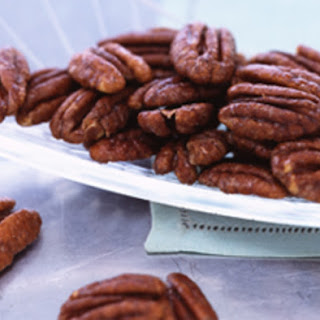 Roasted Maple Pecans.