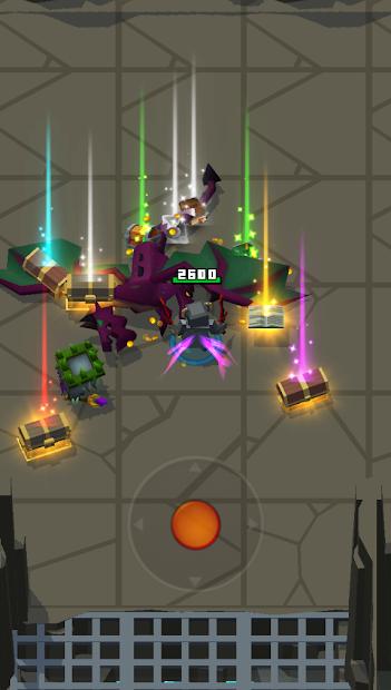 Pixel Blade Arena : Idle action RPG
