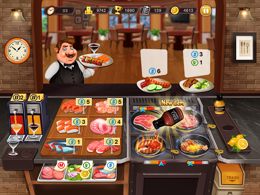 Kitchen Cooking Madness 1.2 screenshots 7