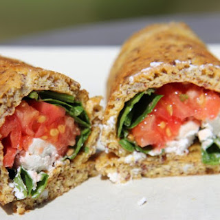 Sandwich Wrap (Low Carb and Gluten Free)