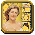 Trendy Hair Photo Editor icon