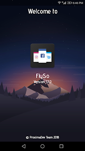 FlySo- screenshot thumbnail