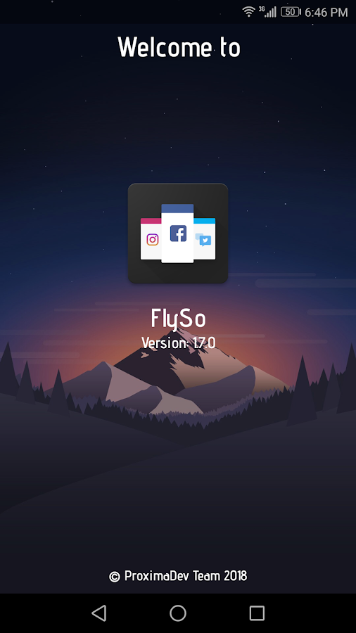 FlySo- screenshot