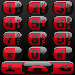 THEME FUTURA RED EXDIALER