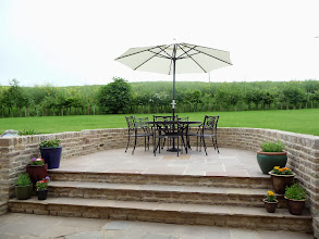 Photo: patio furniture in Yorkshire