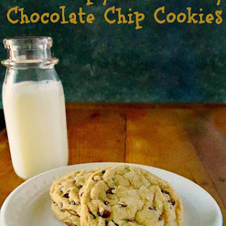 Chewy Chocolate Chip Cookies With Shortening Recipes