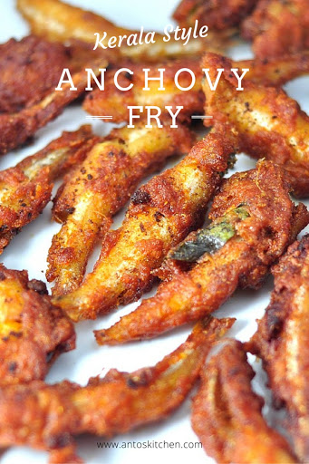 Anchovy Fry