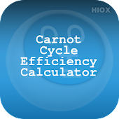 Carnot Cycle Efficiency Calci