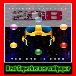 Best Superheroes Wallpaper - náhled