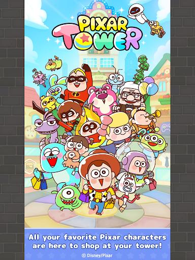 LINE: Pixar Tower screenshots 8