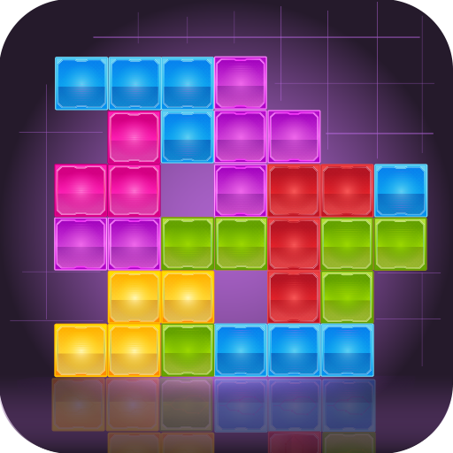 Block Puzzle 블록 퍼즐 : 발광 차단기 解謎 LOGO-玩APPs