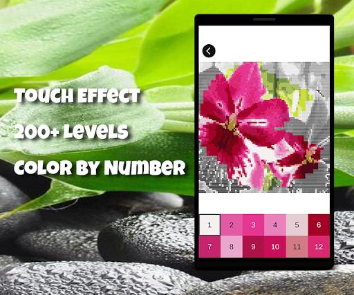 Coloring Flowers Pixel Art Game hack tool