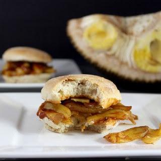 BBQ Pulled Jackfruit Sandwiches
