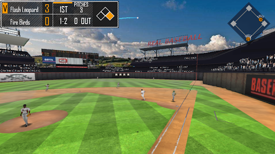 Real Baseball 3D App Latest Version  Download For Android 8