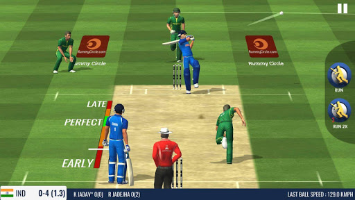 Epic Cricket - Best Cricket Simulator 3D Game  gameplay | by HackJr.Pw 7