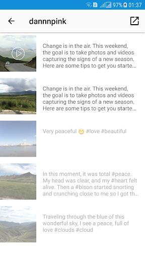 Repost Photo & Video for Instagram 1.0.2 screenshots 2