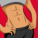 Get Abs in 2 Weeks - Abs Workout Challenge icon