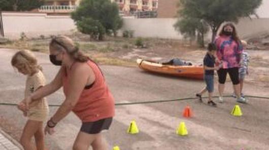 Agroponiente colabora en el Campamento Inclusivo de la Asociación Altea Autismo