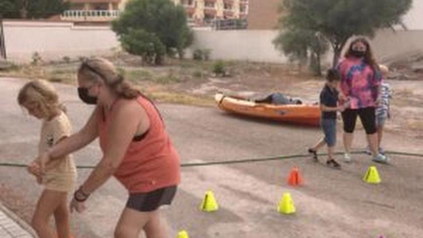 Agroponiente vuelve a colaborar en el Campamento de Verano Inclusivo de la Asociación Altea Autismo.