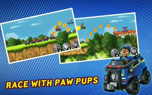PAW Patrol racing 1.0 screenshots 3
