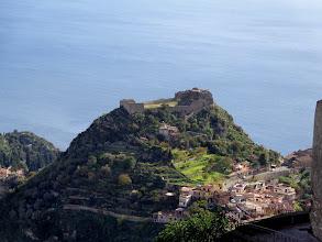 Photo: Saracen Castle, Monte Tauro