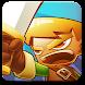 Legendary Warrior - Androidアプリ