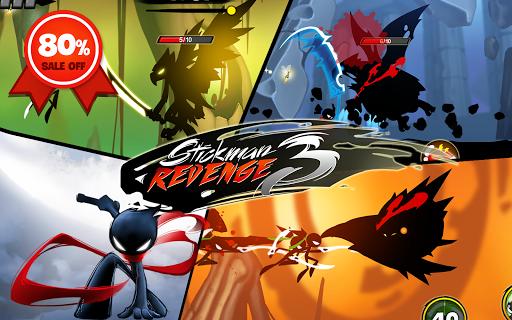 Stickman Revenge 3: League of Heroes  15