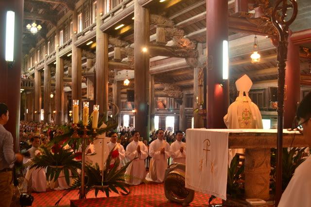 Thánh lễ Truyền chức linh mục giáo phận Phát Diệm 2017 - Ảnh minh hoạ 8