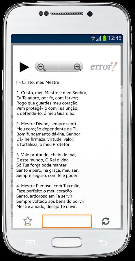 Hinário Virtual Nº 5 - CCB- screenshot