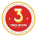 Logo of 3 Nations Bull's English Brown Ale With Coffee