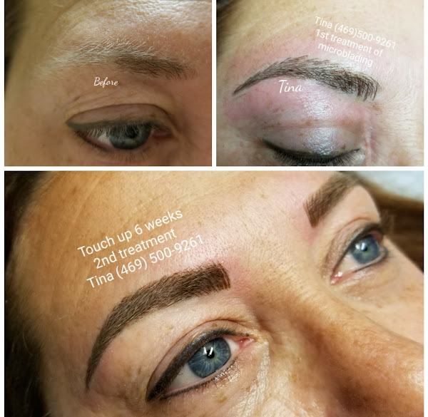 Tina Permanent Makeup & Nails