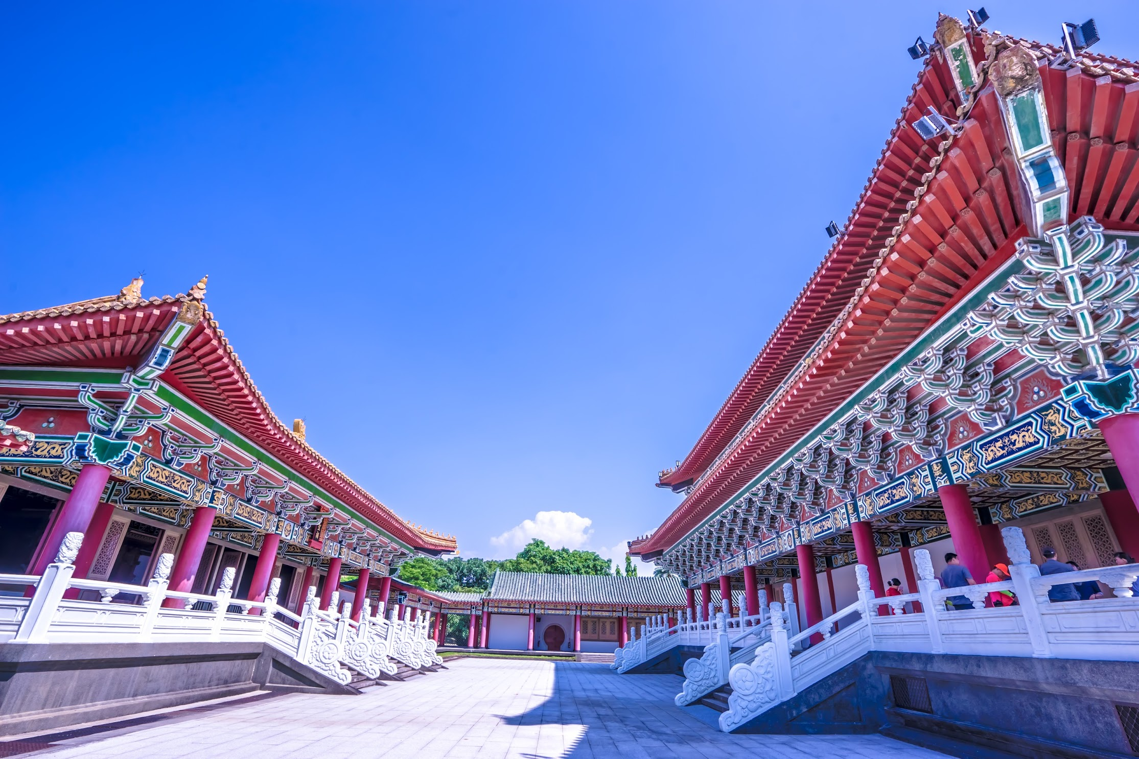 Kaohsiung Lotus Pond Confucius Temple4