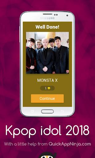 Kpop Idol 2018  captures d'écran 2