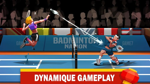 Badminton Liga APK screenshot thumbnail 3